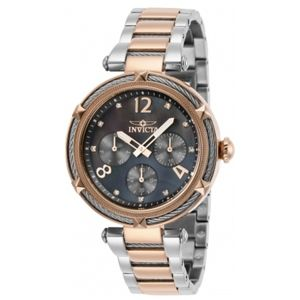 INVICTA BOLT STAINLESS STEEL WATCH